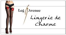 Lingerie coquine et sexy Legavenue